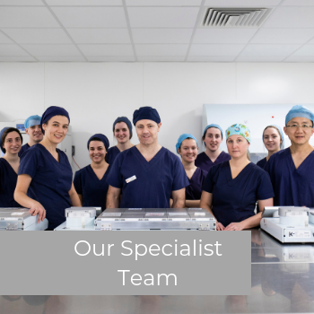 Our Specialist Team